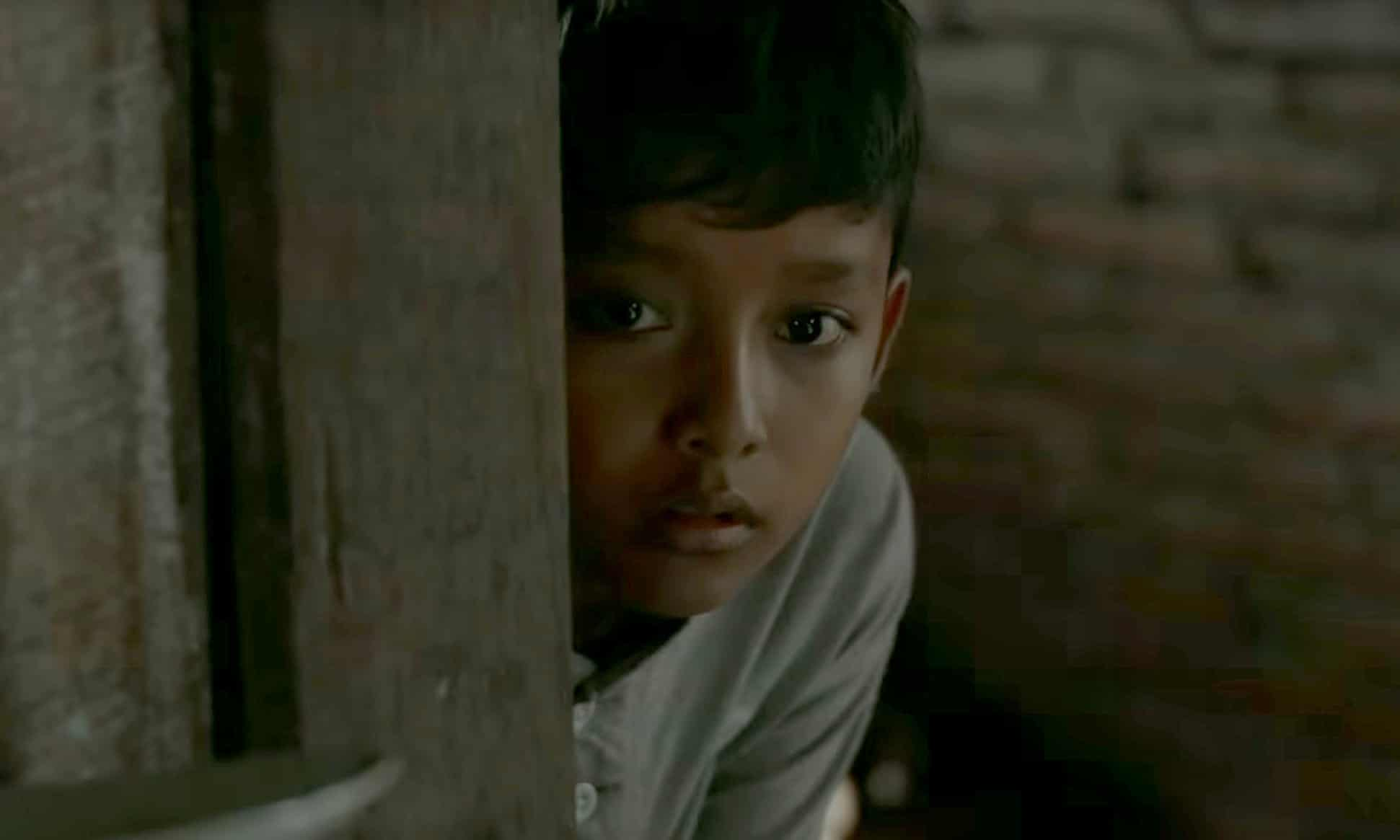 A still from Garin Nugroho's Memories of My Body, based on the life of choreographer and dancer Rianto