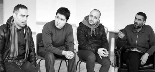 Improvisation for COnsrciption: Manolis Emmanouel, Günalp Koçak, Hemi Yeroham and Haydar Köyel